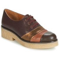 Pantofi Femei Pantofi Derby Chie Mihara YELLOW Roșu-bordeaux