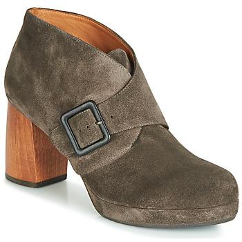 Pantofi Femei Botine Chie Mihara QUIRINA Gri