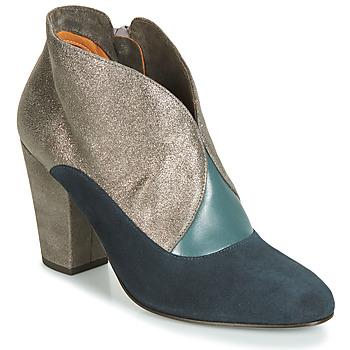 Pantofi Femei Botine Chie Mihara ELGI Argintiu / Bleumarin