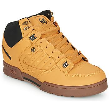 Pantofi Bărbați Ghete DVS MILITIA BOOT Maro