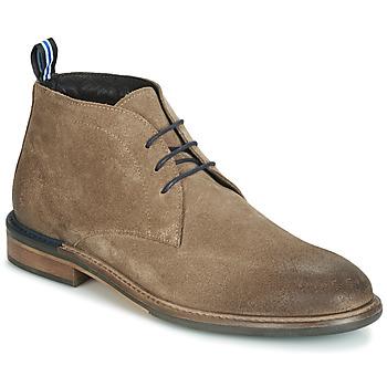 Pantofi Bărbați Ghete Schmoove PILOT-DESERT Bej