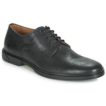 Pantofi Bărbați Pantofi Derby Schmoove BANK-DERBY Negru
