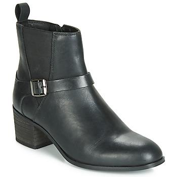 Pantofi Femei Botine Ravel KINGSLEY Negru