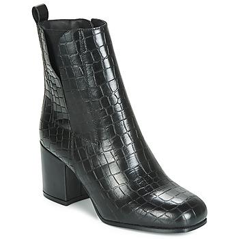 Pantofi Femei Botine Ravel WELLSFORD Negru