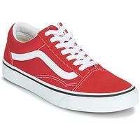 Pantofi Pantofi sport Casual Vans OLD SKOOL Roșu