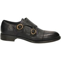 Pantofi Bărbați Mocasini Brecos BUFFALO TUFF. nero-nero