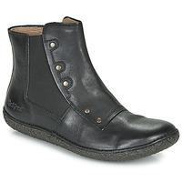 Pantofi Femei Ghete Kickers HAPPLI Negru