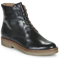 Pantofi Femei Ghete Kickers OXIGENO Negru