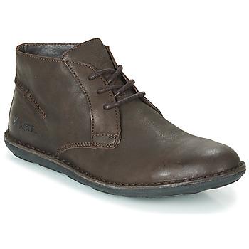Pantofi Bărbați Ghete Kickers SWIBO Maro