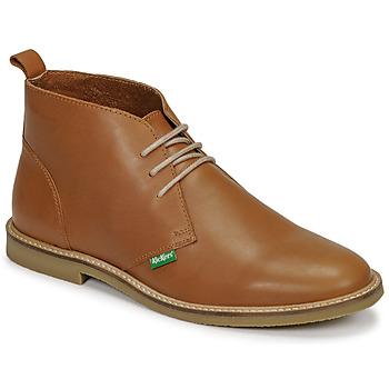 Pantofi Bărbați Ghete Kickers TYL Camel