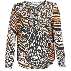 Îmbracaminte Femei Topuri și Bluze See U Soon CABRI Multicolor