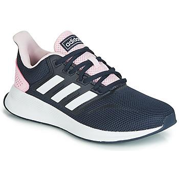 Pantofi Femei Pantofi sport Casual adidas Performance RUNFALCON Negru / Roz