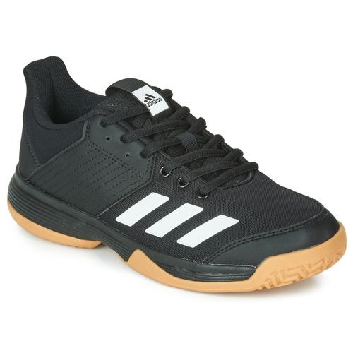 Pantofi Copii Sport de interior adidas Performance LIGRA 6 YOUTH Negru