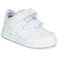 Pantofi Copii Pantofi sport Casual adidas Performance ALTASPORT CF I Alb