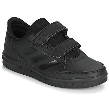 Pantofi Copii Pantofi sport Casual adidas Performance ALTASPORT CF K Negru