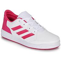 Pantofi Fete Pantofi sport Casual adidas Performance ALTASPORT K Alb / Roz