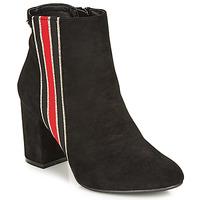 Pantofi Femei Botine Refresh 69113-BLACK Negru