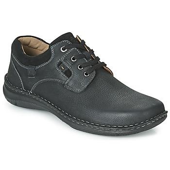 Pantofi Bărbați Pantofi Derby Josef Seibel ANVERS 36 Negru