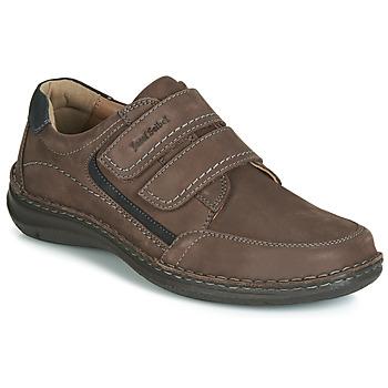 Pantofi Bărbați Pantofi Derby Josef Seibel ANVERS 90 Maro