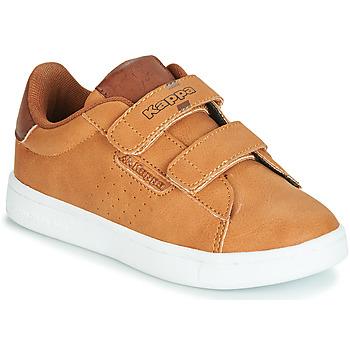 Pantofi Băieți Pantofi sport Casual Kappa TCHOURI Maro