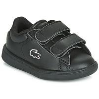 Pantofi Copii Pantofi sport Casual Lacoste CARNABY EVO BL 3 SUI Negru