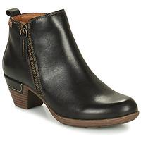 Pantofi Femei Botine Pikolinos ROTTERDAM 902 Negru