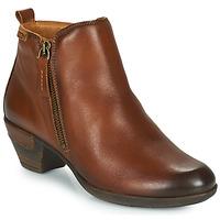 Pantofi Femei Botine Pikolinos ROTTERDAM 902 Coniac