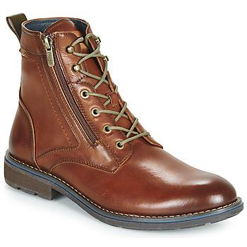 Pantofi Bărbați Ghete Pikolinos YORK M2M Maro
