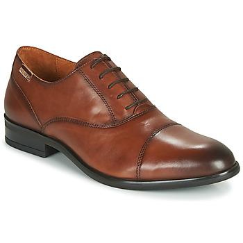 Pantofi Bărbați Pantofi Oxford Pikolinos BRISTOL M7J Maro
