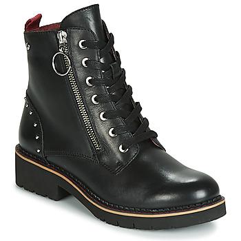 Pantofi Femei Ghete Pikolinos VICAR W0V Negru
