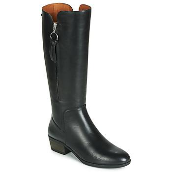 Pantofi Femei Cizme casual Pikolinos DAROCA W1U Negru