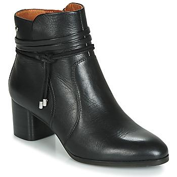 Pantofi Femei Botine Pikolinos CALAFAT W1Z Negru