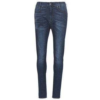 Îmbracaminte Femei Jeans slim G-Star Raw D-STAQ MID BOY SLIM Albastru / Faded / Medium / Aged