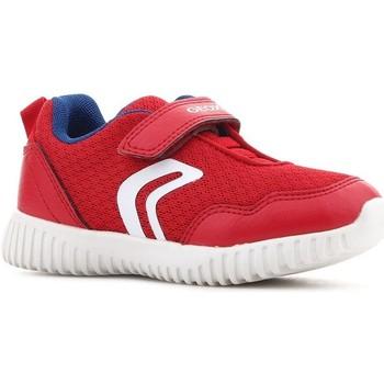 Pantofi Copii Pantofi sport Casual Geox B Waviness B.B B822BB 014BU C7213 red