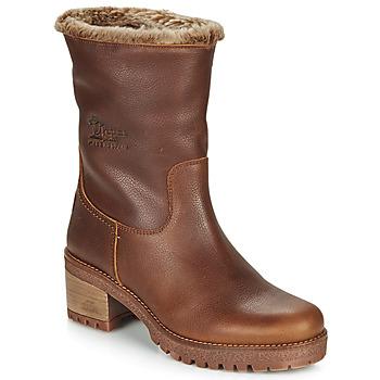 Pantofi Femei Botine Panama Jack PIOLA Maro