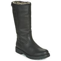 Pantofi Femei Cizme casual Panama Jack BAMBINA Negru