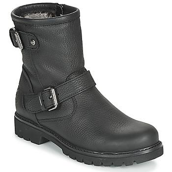 Pantofi Femei Ghete Panama Jack FELINA Negru