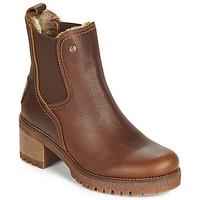 Pantofi Femei Botine Panama Jack PIA Maro