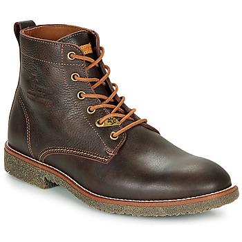 Pantofi Bărbați Ghete Panama Jack GLASGOW Maro
