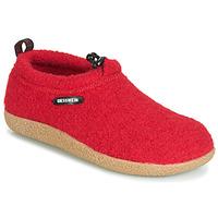 Pantofi Femei Papuci de casă Giesswein VENT Roșu