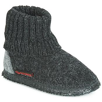 Pantofi Bărbați Papuci de casă Giesswein KRAMSACH Antracit