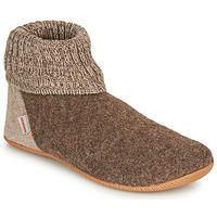 Pantofi Bărbați Papuci de casă Giesswein WILDPOLDSRIED Taupe