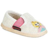 Pantofi Fete Papuci de casă Giesswein THURNAU Bej