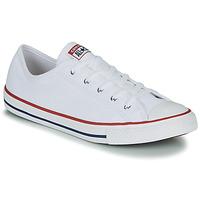 Pantofi Femei Pantofi sport Casual Converse CHUCK TAYLOR ALL STAR DAINTY GS  CANVAS OX Alb