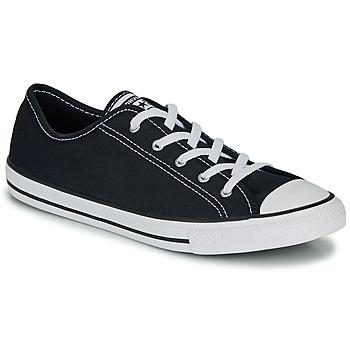 Pantofi Femei Pantofi sport Casual Converse CHUCK TAYLOR ALL STAR DAINTY GS  CANVAS OX Negru