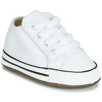 Pantofi Copii Pantofi sport stil gheata Converse CHUCK TAYLOR ALL STAR CRIBSTER CANVAS COLOR  HI Alb / Optical
