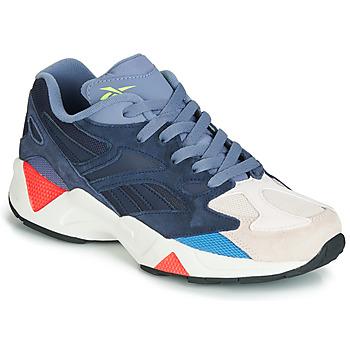 Pantofi Pantofi sport Casual Reebok Classic AZTREK 96 Gri / Albastru