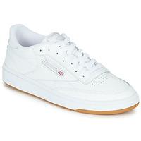 Pantofi Pantofi sport Casual Reebok Classic CLUB C 85 Alb