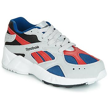 Pantofi Băieți Pantofi sport Casual Reebok Classic AZTREK J Gri / Roșu