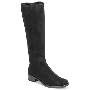 Pantofi Femei Cizme casual Unisa ELIZA Negru